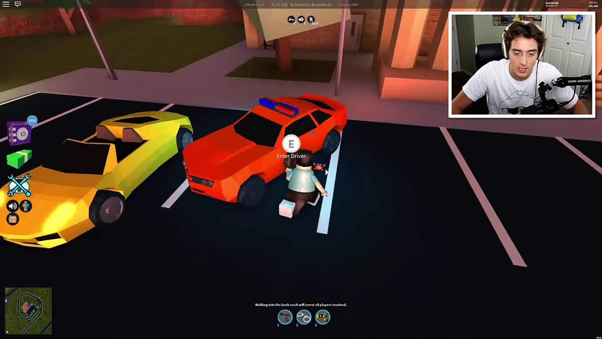 New Fastest Vehicle In Roblox Jailbreak Dailymotion Video