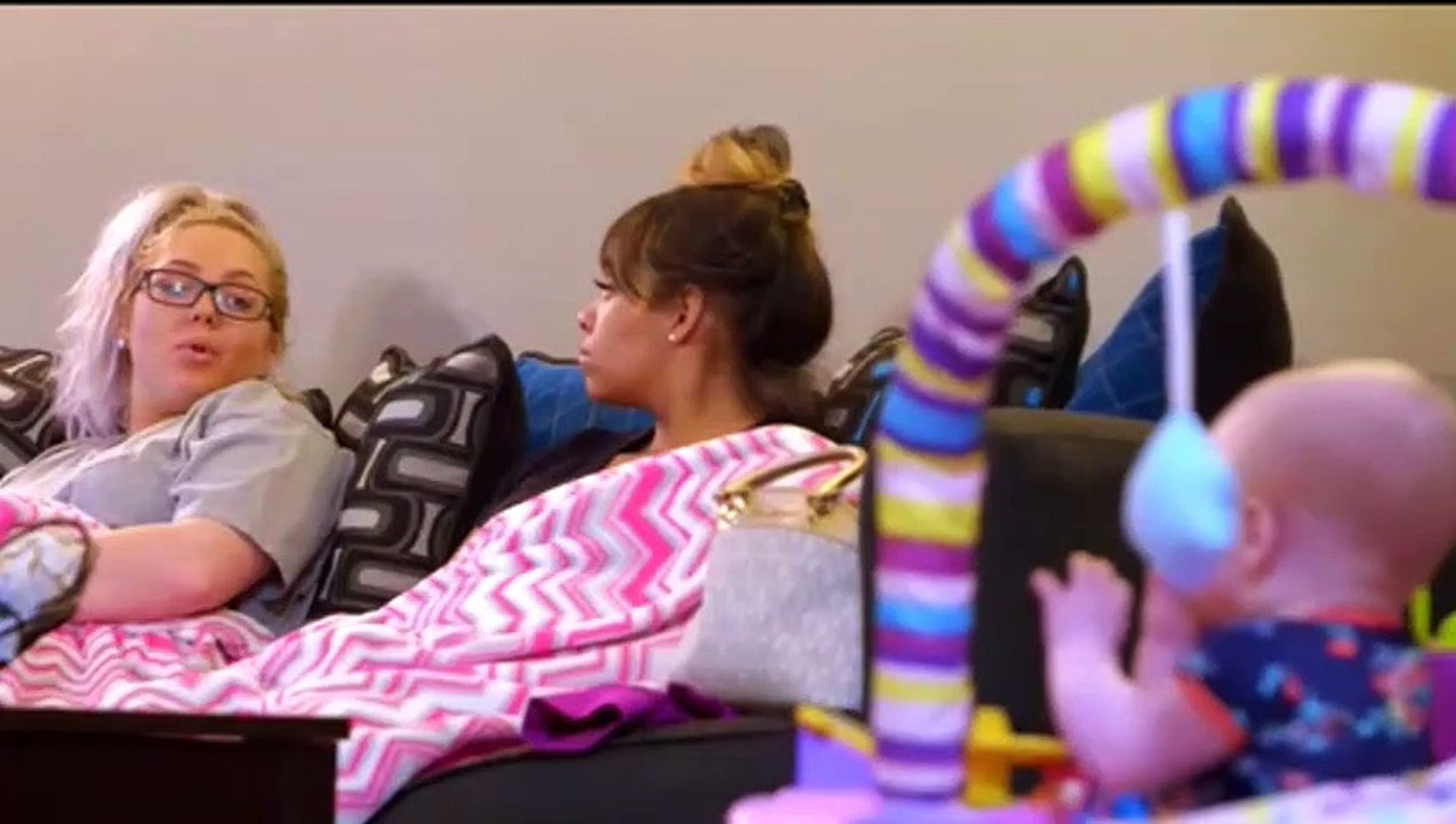 Teen Mom  Young   Pregnant - S01 E15 - For Now - June 11, 2018    Teen Mom  Young   Pregnant 1X15