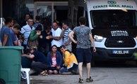 Tekirdağ'daki Tren Kazası Sonrası Morg Önünde Acı Bekleyiş Devam Ediyor