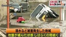 Dozens missing, at least 100 dead in Japan floods