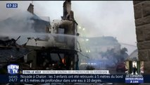 Explosion à Quiberon: cinq blessés en urgence relatives et de gros dégâts