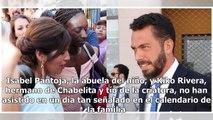 Isabel Pantoja y Kiko Rivera, grandes ausentes en el bautizo del hijo de Chabelita Pantoja y Albert