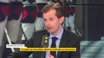 """""""Je pense qu'il y a un projet de 'Constitution Macron' : Emmanuel Macron a envie de réviser la Constitution pour asseoir son pouvoir personnel"""", Guillaume Larrivé"""