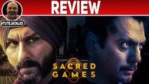 Sacred Games | Review | Nawazuddin Siddiqui | Radhika Apte |