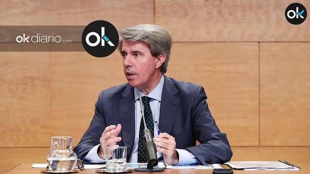 """Ángel Garrido """"escuchará"""" a los dos candidatos antes de decidir su apoyo a Casado o Soraya"""