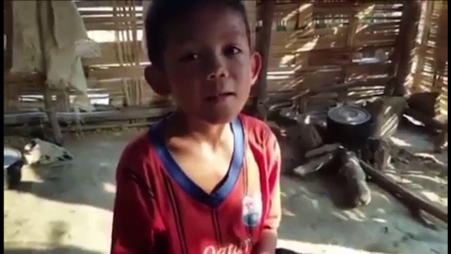 Cậu bé 8 tuổi đơn côi trong căn nhà hoang và câu chuyện cổ tích mang tên tình người