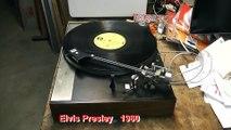 Platine ERA 555 ( ERA = Etude et Recherche Acoustique) HIFI 33 et 45 t pour disques microsillon vinyle