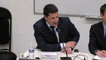 """""""Concurrence et transports durables"""" (Hubert Delzangles, Professeur de droit public, IEP de Bordeaux, @colloque IFR """"Transports et développement durable""""_03)"""