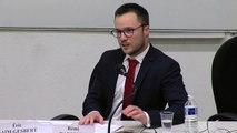 """""""Services publics et transport durable"""" (Rémi Radiguet, Docteur en droit public, Post-doctorat à l'Université de Perpignan, @colloque IFR """"Transports et développement durable""""_08)"""
