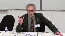 """Propos conclusifs de Gérard Monédiaire, Professeur émérite de droit public, Université de Limoges, @colloque IFR """"Transports et développement durable""""_12)"""