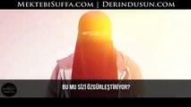 Video Peçe, Türban, başörtüsü, Hijap ve Örtünmeyi Destekliyoruz.