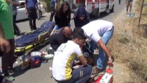 Yolcu Minibüsü Şarampole Yuvarlandı: 1 Ölü, 1 Yaralı