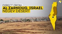 Yet another Palestinian Bedouin village in the occupied West Bank is slated for demolition by Israel.In 2015 we visited a Bedouin village in the Negev desert.