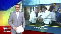 SAP Go: Pres. #Duterte at CBCP Pres. Valles, nagpulong na