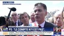 """Congrès à Versailles: """"On a un président qui s'accapare tous les pouvoirs"""" estime le Premier secrétaire du Parti socialiste Olivier Faure"""