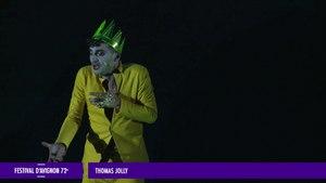 Festival d'Avignon 2018 – Thyeste – Thomas Jolly - (extrait)