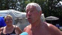 France-Belgique : la rivalité entre supporters vue d'un camping, à l'heure de l'apéro