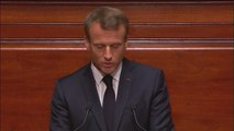 Congrès de Versailles : les moments forts du discours de Macron