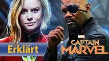 Captain Marvel   Das müsst ihr über die Marvel-Heldin wissen!
