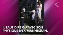 PHOTOS. Melania Trump, élégante dans une robe estivale stylée, mais loin d'être donnée