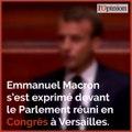 Versailles: Macron veut pouvoir répondre aux parlementaires lors des prochains Congrès
