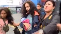 Patricia Aguilar no quiere volver a España