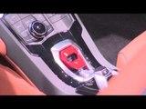 Frankfurt Motor Show 2015 - New Lamborghini Huracán LP 610-4 Spyder Interiors Design | AutoMotoTV