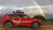 Skoda Euro Trek 2018 - Im Skoda Kodiaq Scout von Sofia nach Skopje
