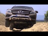 The new Mercedes-Benz GLC 250d 4MATIC Offroad - Offroad Driving Video | AutoMotoTV