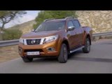 Nissan NP300 Navara - On Road Driving Video   AutoMotoTV