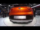 IAA 2015 Seat - World Premiere Ibiza Cupra and Leon Cross Sport | AutoMotoTV