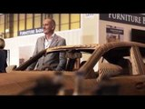 Kevin McCloud - Origami inspired Lexus car at Grand Designs Live 2015  | AutoMotoTV