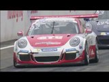 Porsche Carrera Cup Deutschland, run 14 Part 1 | AutoMotoTV
