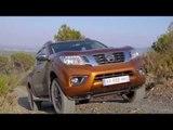 Nissan NP300 Navara King Cab Off-Road Driving Video | AutoMotoTV