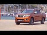 Nissan NP300 Navara King Cab On-Road Design | AutoMotoTV