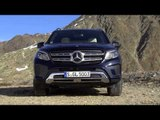 Mercedes-Benz GLS 400 4MATIC Exterior Design | AutoMotoTV