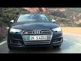 2016 Audi S4 Avant - Driving Video - Slow Motion | AutoMotoTV