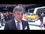 The new SEAT ATECA - Luca de Meo at Geneva Motor Show 2016   AutoMotoTV