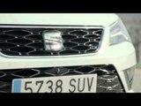 The new SEAT Ateca Exterior Design Trailer   AutoMotoTV