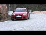2016 Audi S4 Limousine - Driving Video - Slow Motion | AutoMotoTV