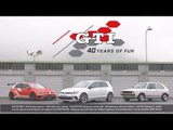 VW GTI Clubsport S - 40 Years of fun | AutoMotoTV