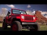 Jeep Moab 2016 - Easter Jeep Safari Concept Cars | AutoMotoTV