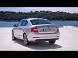 SKODA OCTAVIA Test Drive 2016 - Exterior Design Trailer | AutoMotoTV