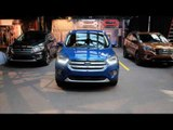 Ford Escape NYC - An Escape the Room Driving Experience timelapse | AutoMotoTV