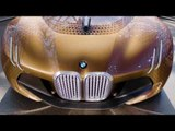 BMW Group Future Exhibition - BMW Vission Next 100 | AutoMotoTV