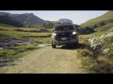 2017 Fiat Panda Driving Video - Offroad Trailer | AutoMotoTV