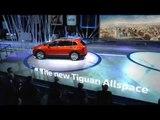 VW Press Conference Geneva 2017 - Presentation of the new Volkswagen Tiguan Allspace | AutoMotoTV