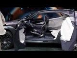 Lexus UX Concept Interior Design | AutoMotoTV
