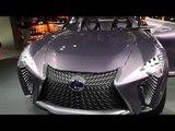 Lexus UX Concept Design | AutoMotoTV