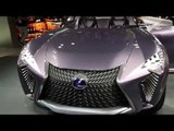 Lexus UX Concept at Paris Motor Show 2016 | AutoMotoTV